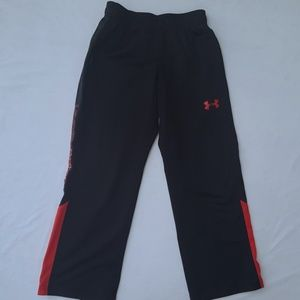 Under Armour YSM basketball pants with pockets